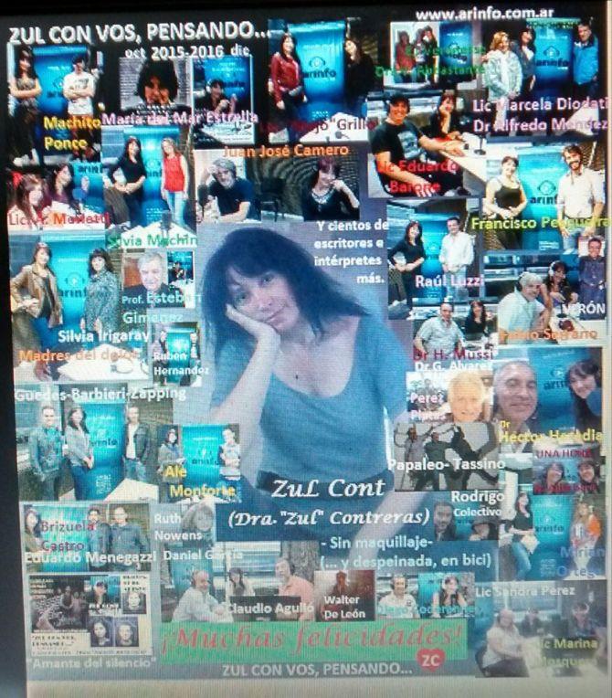 zul promo muchos invitados a la radio