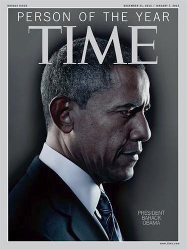 obama persona del año 2012
