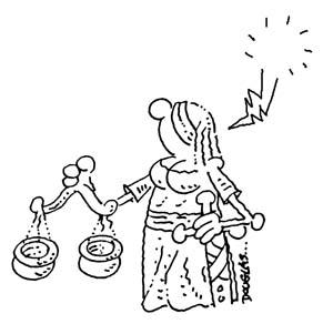 Justicia Dibujo Para Colorear Drazulconts Blog
