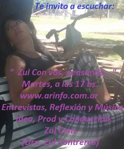 zul plaza bici sentada 5 promocional radio