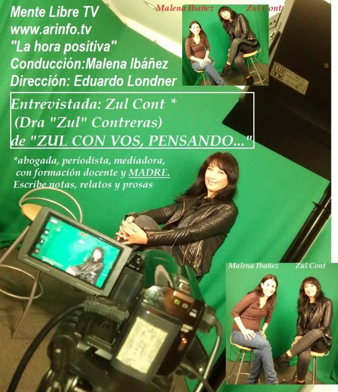 zul con malena mente libre tv4