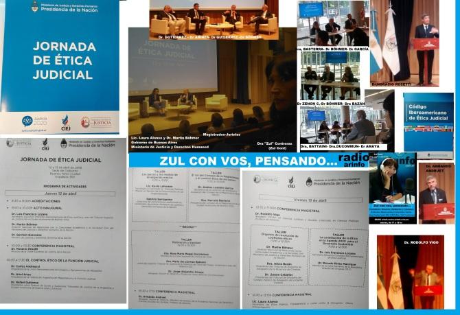 jornada zul de etica judicial produccion fotograf